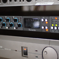focusrite samson di-four